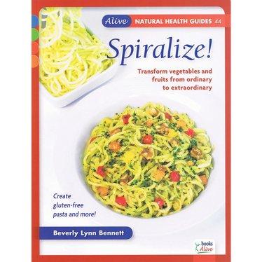 Spiralize! Cookbook