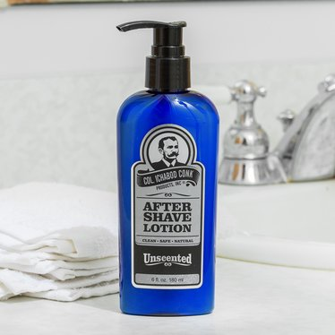 Unscented After-Shave Lotion