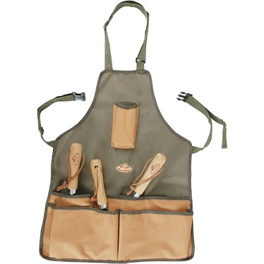 Canvas Garden Apron