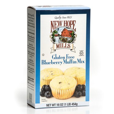 Gluten-Free Blueberry Muffin Mix