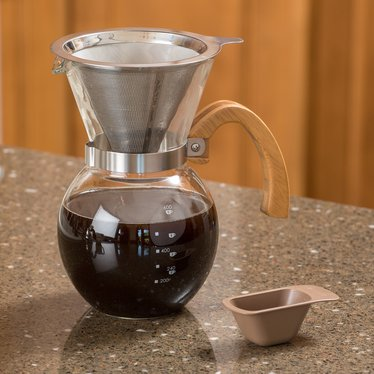 Pour-Over Coffee Maker, Brewing Coffee and Tea - Lehman s