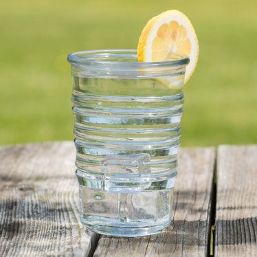 Segments Drinking Glasses