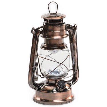 Rustic LED Lantern