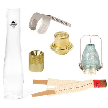 3 Year Parts Kit For Aladdin Oil Lamps