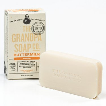 Grandpa's Buttermilk Bar Soap