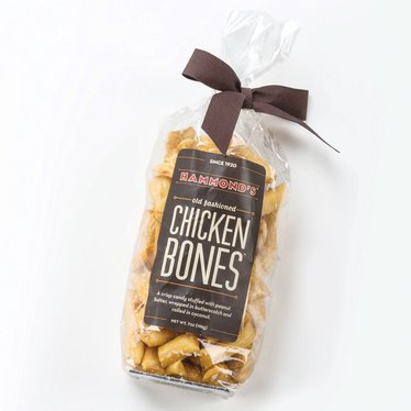 Chicken Bones Candy