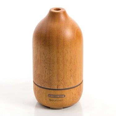 Essential Oil Natural Wood Mist Diffuser