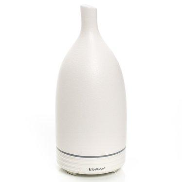 Essential Oil White Ceramic Mist Diffuser