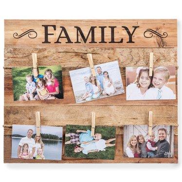 Family Photo Board