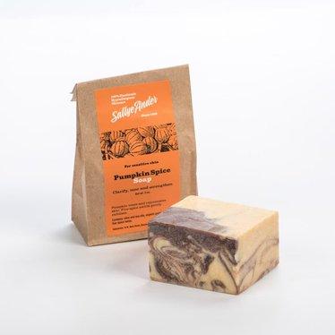 Natural Pumpkin Spice Soap
