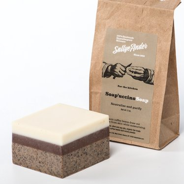 Natural Soap'uccino Soap