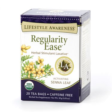 Regularity Ease Herbal Tea