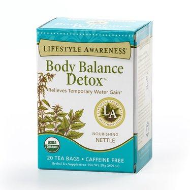 Body Balance Detox Herbal Tea