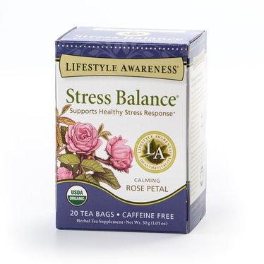 Stress Balance Herbal Tea
