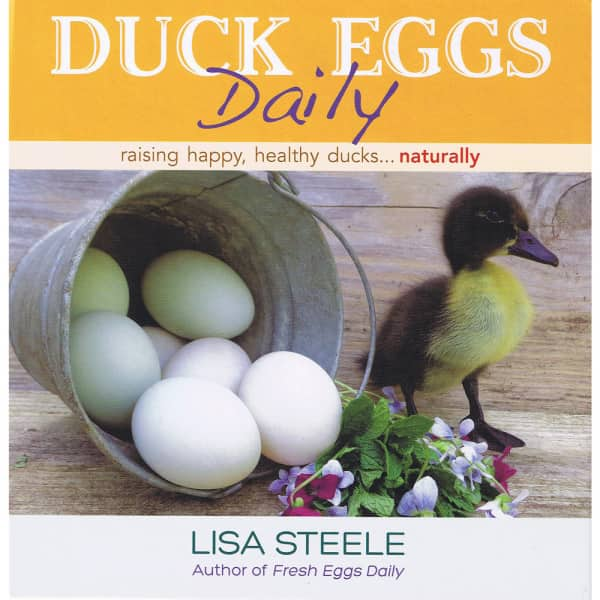 Duck Eggs Daily Book