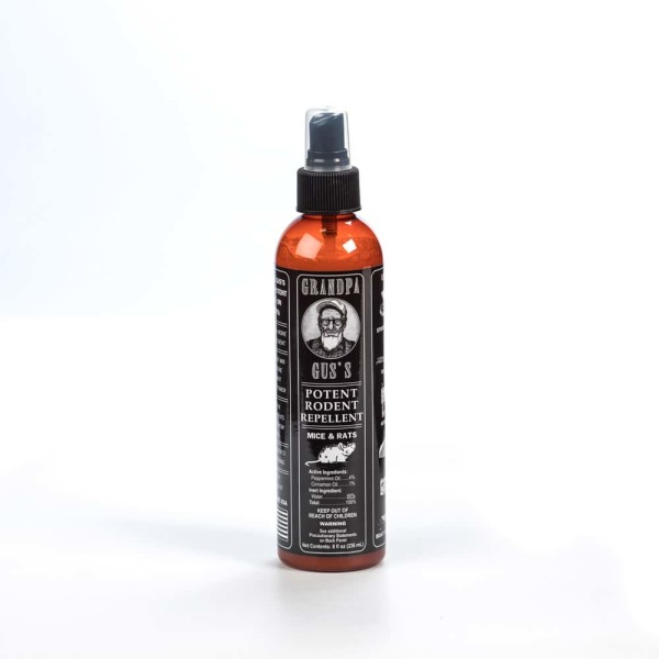 Potent Mouse and Rat Repellent Spray