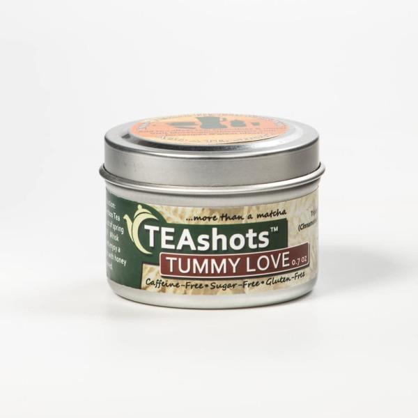 Tummy Love Teashots