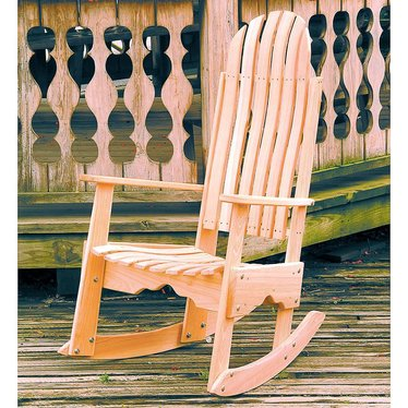 Cypress Rocking Chair