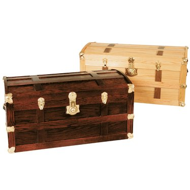Reproduction Steamer Trunks