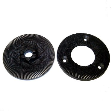 Replacement All-Purpose Burrs for Diamant Grain Mill