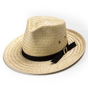 Sunset Straw Hat - Pinched Front 9f76b67d789