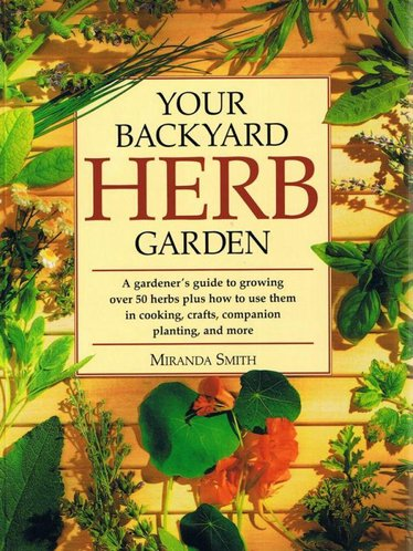 Your Backyard Herb Garden Book