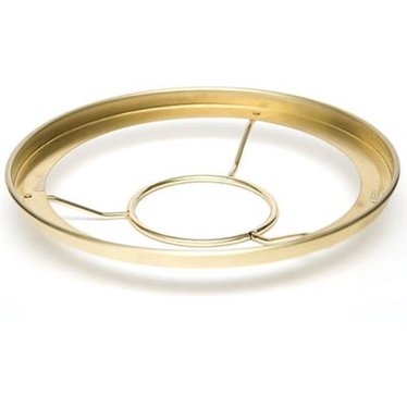 "10"" Shade Ring for Oil Lamps"