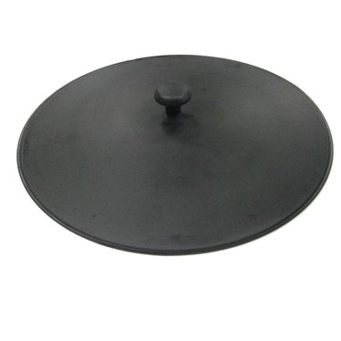 "Lid for 20"" Steel Skillet"