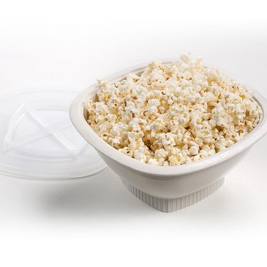 how to clean a popcorn popper