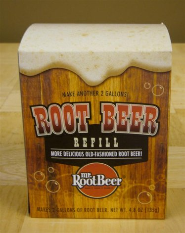 Root Beer Making Refill Pack