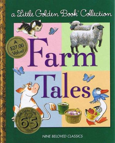Little Golden Books Farm Tales