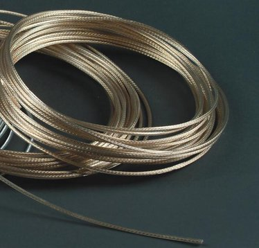 12-Strand Brass Clothesline Cable
