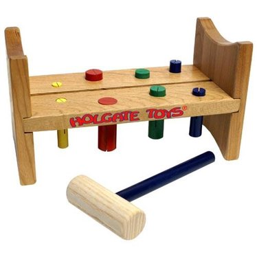Bingo Bed Toy Workbench