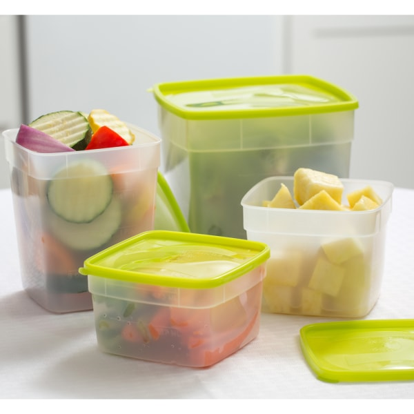 Freezer Storage Containers by the Case