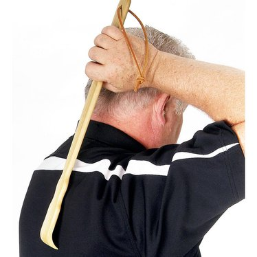 Wooden Backscratcher