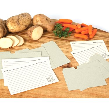 Recipe Card Dividers