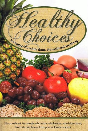 Healthy Choices Book
