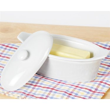 Porcelain Butter Boat