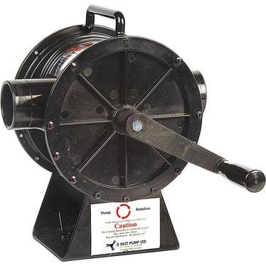 Hand-Powered Water Pump