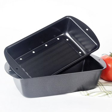2-Piece Non-Stick Loaf Pan
