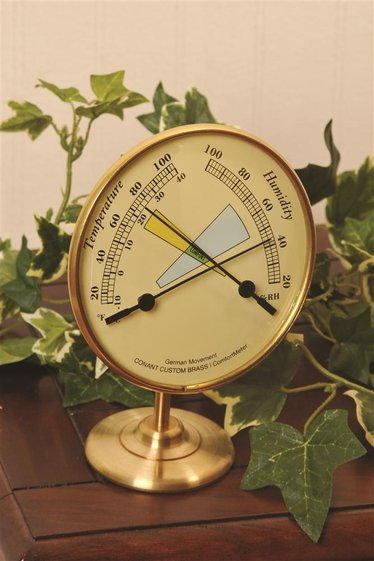 Brass Comfortmeter
