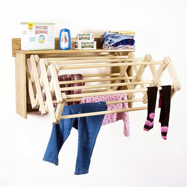 Accordion Wall Clothes Dryer