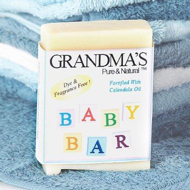 Grandma's Baby Bar Soap