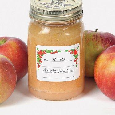 Decorative Canning Labels