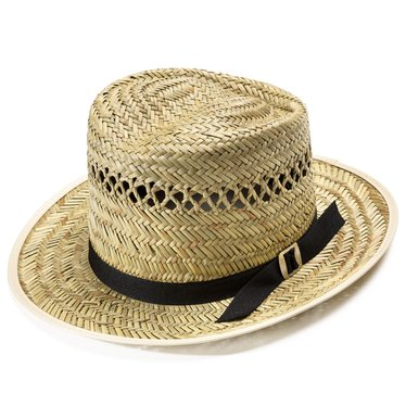 Sunset Straw Hat - Vented