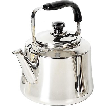 Stainless Steel Spout Kettles - 1-1/2 Gallon