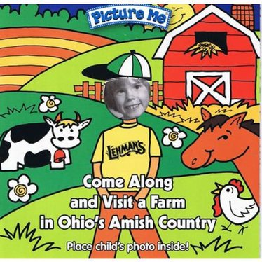 Lehman's Picture Me Coloring Book