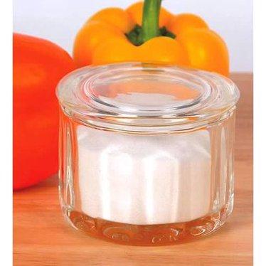 Glass Saltcellar