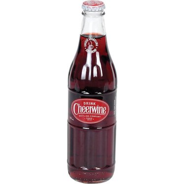 Cheerwine Soda Pop