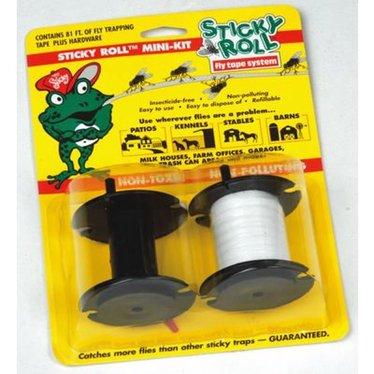 Sticky Roll Fly Tape System